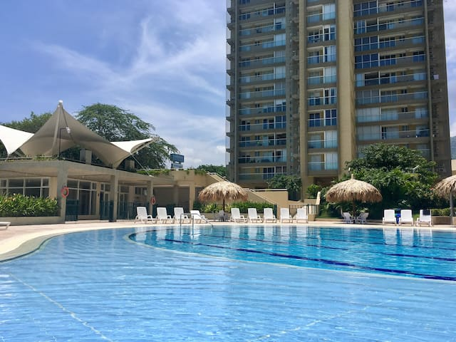 Apartamento En Zazue - Playa Bello Horizonte