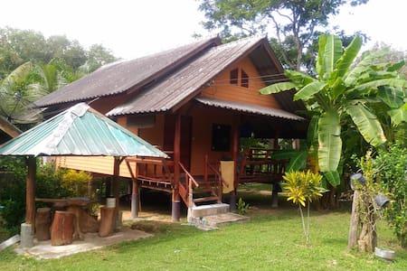 Koh Yao Noi Bungalow