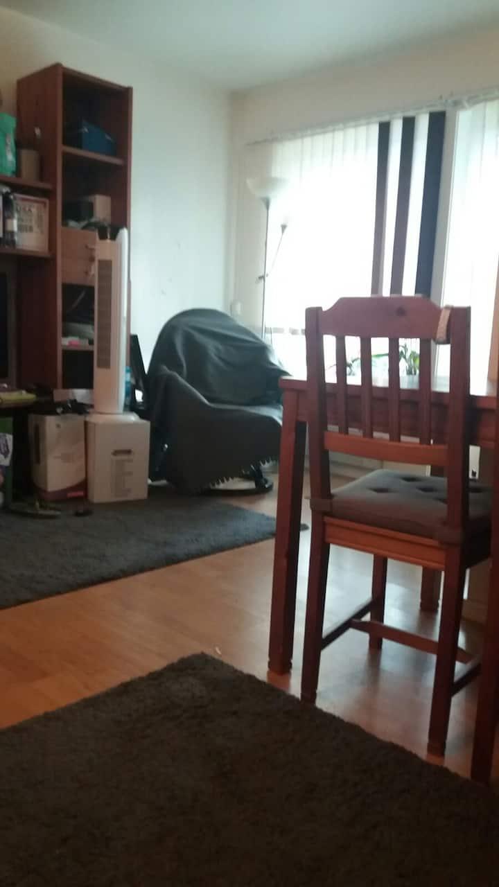3 roms leilighet