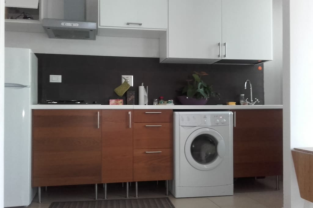 Complete and modern kitchen