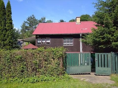 Chata u Velkého rybníka Kutná Hora (Bylany1061)