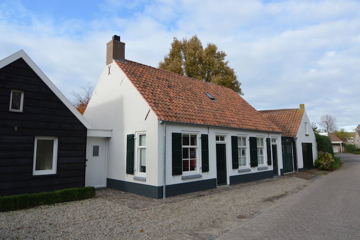 Stylish furnished apartment nearby National Park the Biesbosch