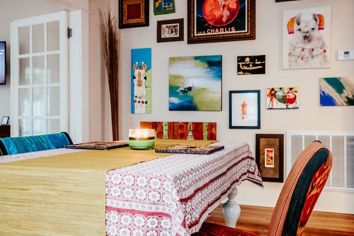 Cute and cozy - located in historic Argenta