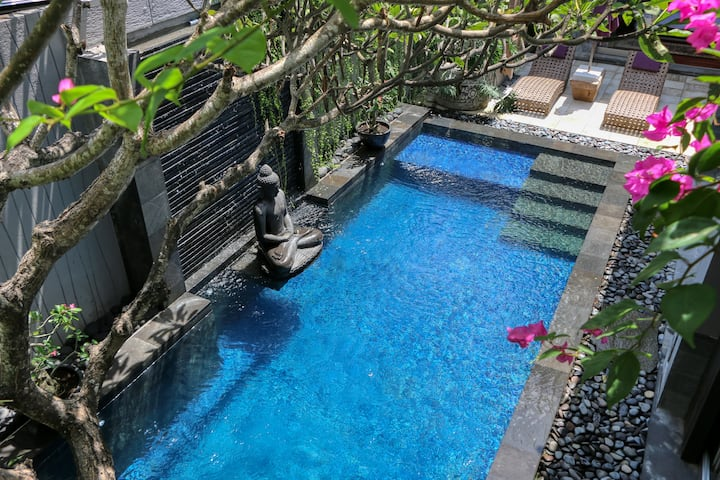 Pronoia Vajra 1 bdrm luxury beach villa | bali