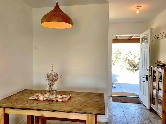 Dining Table and Entrance