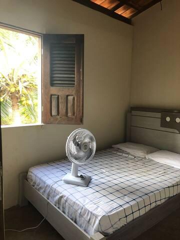 Suite 2 com ventilador