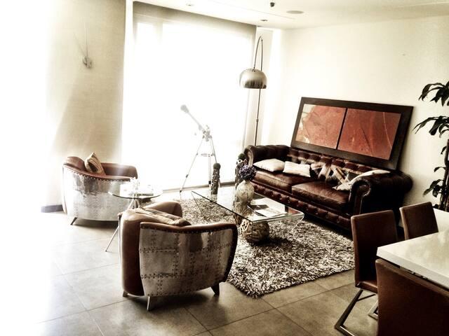 Private room, Guate City Zone 14 - กัวเตมาลา - อพาร์ทเมนท์