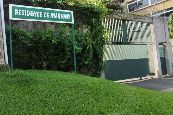 Le Marigny Cocody- Appart 3 pièces - Abidjan