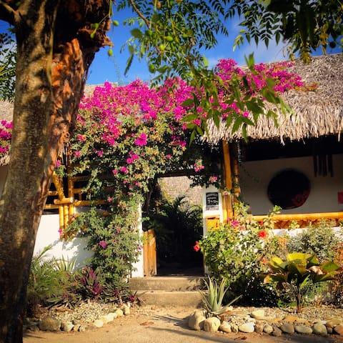 La casita en Los Orishas