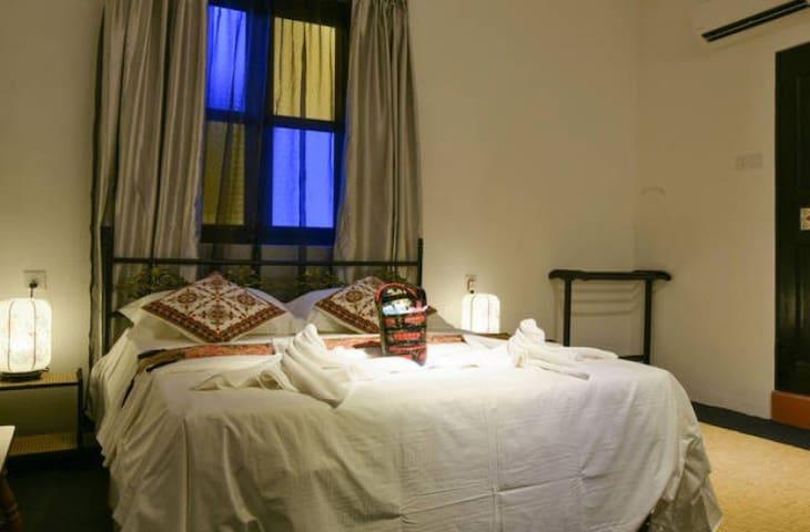 OHANA HOUSE - Deluxe Double Room - Melaka - Penzion (B&B)