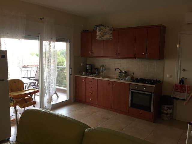 Paliouri_Appartment