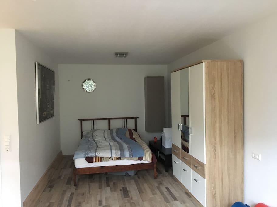 Gästezimmer Schlafbereich