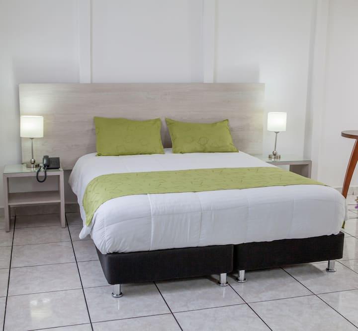 Habitación para 1 en Hotel Florida Inn.laureles-70