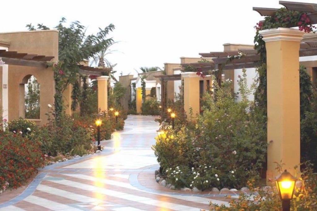 Villa Pathway