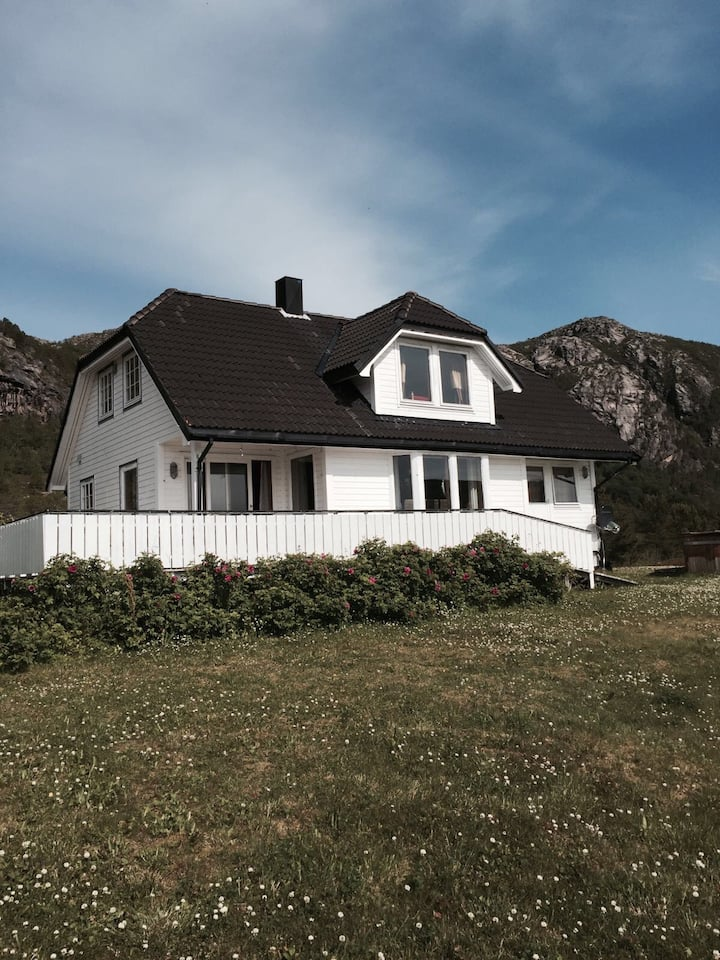 Country house Northern Norway