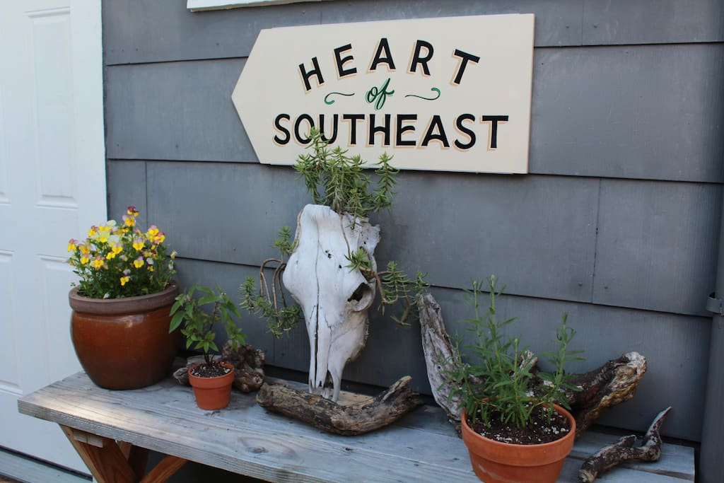 The Heart of Southeast welcomes you!