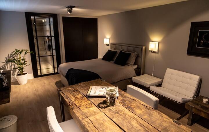 Zeer luxe verblijf in B&B de Nieuwe Haven
