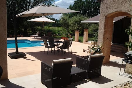 La Soleiade - Lorgues - Bed & Breakfast