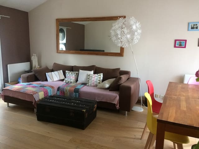 Very nice flat in a quiet area