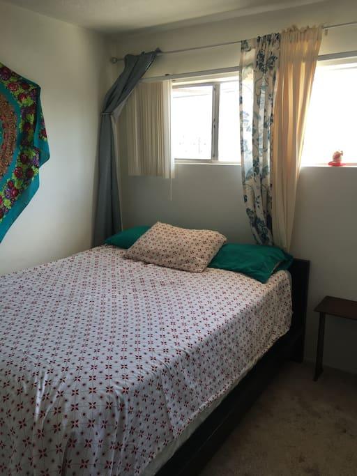 Good sized room