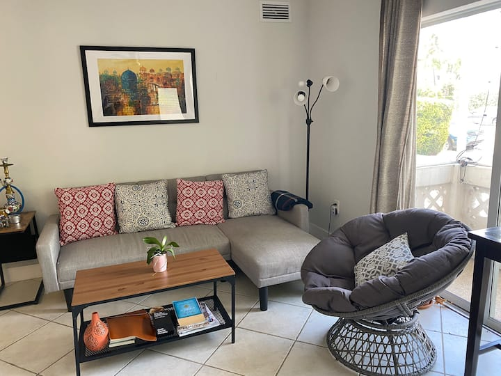 Private 1 bedroom in the heart of south beach