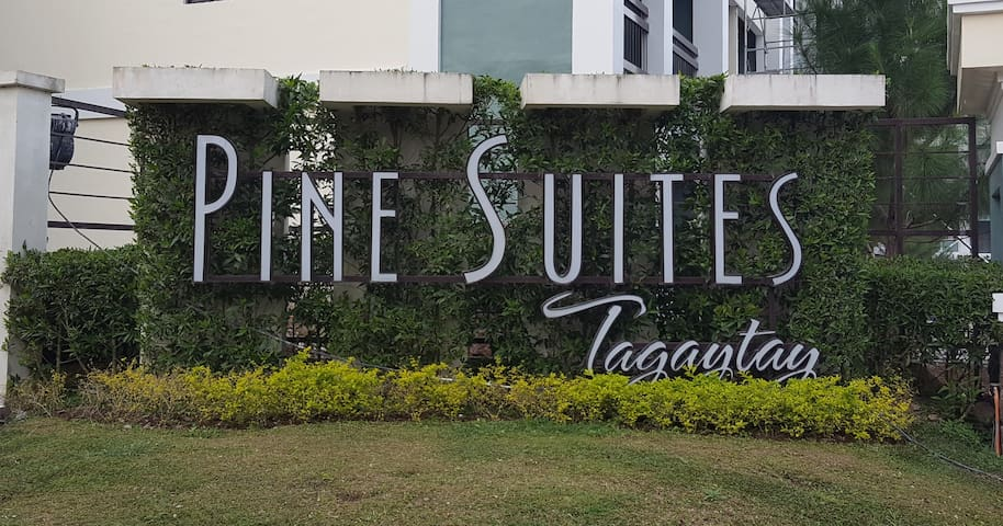 Your home away from home at Pine Suites, Tagaytay