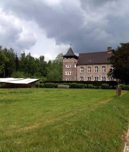 Romantisches Herrenhaus mit Flair! - Geldern - Apartment