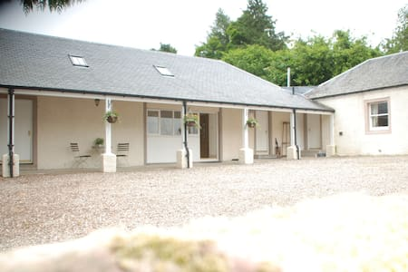 Coach House - Luxurious & Spacious - Muthill