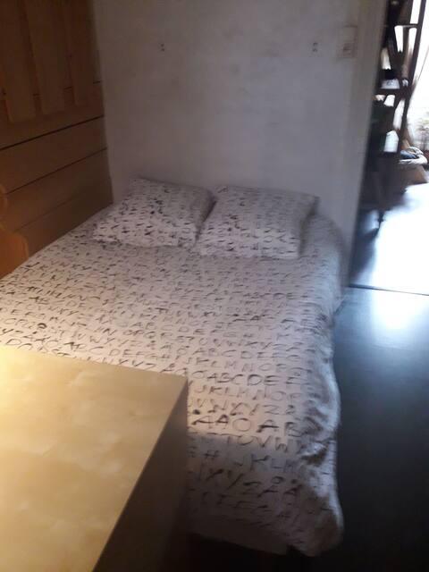 Chambre privee en maison indiviuelle 2
