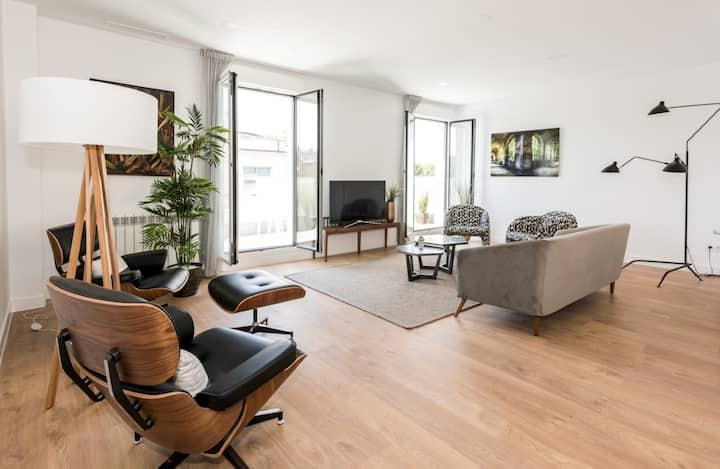 Be Mate Plaza España Suite Terrace 601