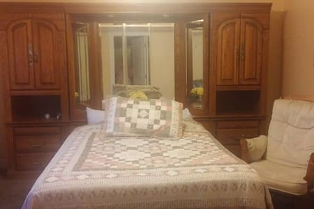 Master Bedroom Suite, full bathroom - Payson - Wikt i opierunek