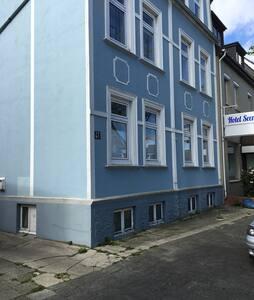 Gut ausgestattete Wohnung in Strandnähe