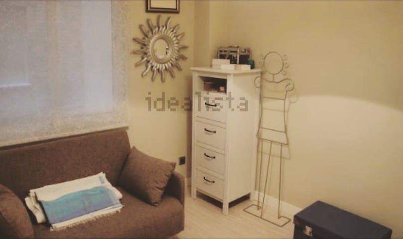 Habitacion privada en apartamento / ARGUELLES