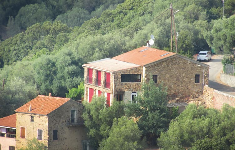 Holiday apartment with 3 bedrooms on 105 m² in Partinello