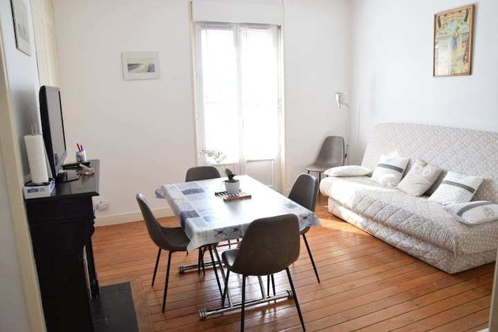 Appartement Les Hirondelles, prairie de Mers