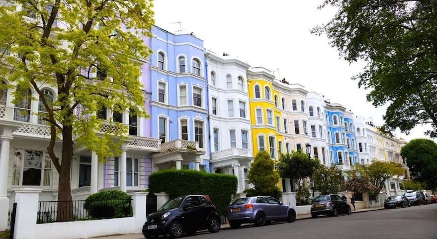 Amazing Notting Hill Retreat - 1 Bedroom
