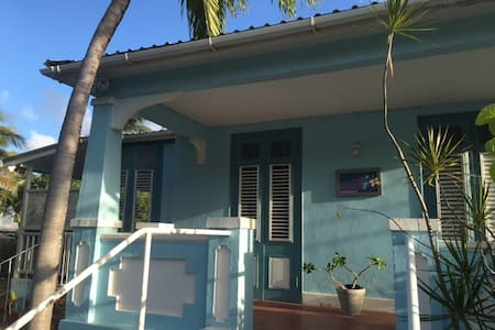 Beautiful 3 bed family home next to the beach. - Bridgetown