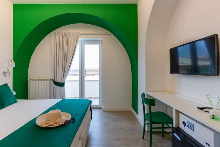Xenia House Stanza Verde