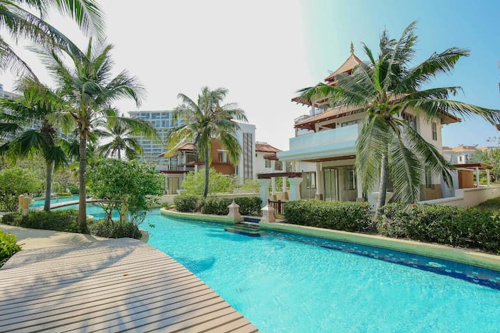 Luxury beachfront condo Huahin - Cha-am - Apartamento