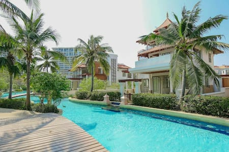 Luxury beachfront condo Huahin - Cha-am - 公寓