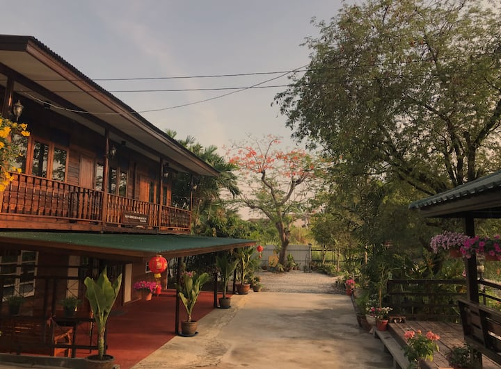 Songthai Suvarnabhumi Homestay2