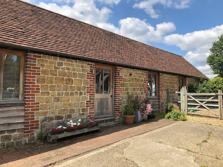 Converted stables in the heart of the South Downs