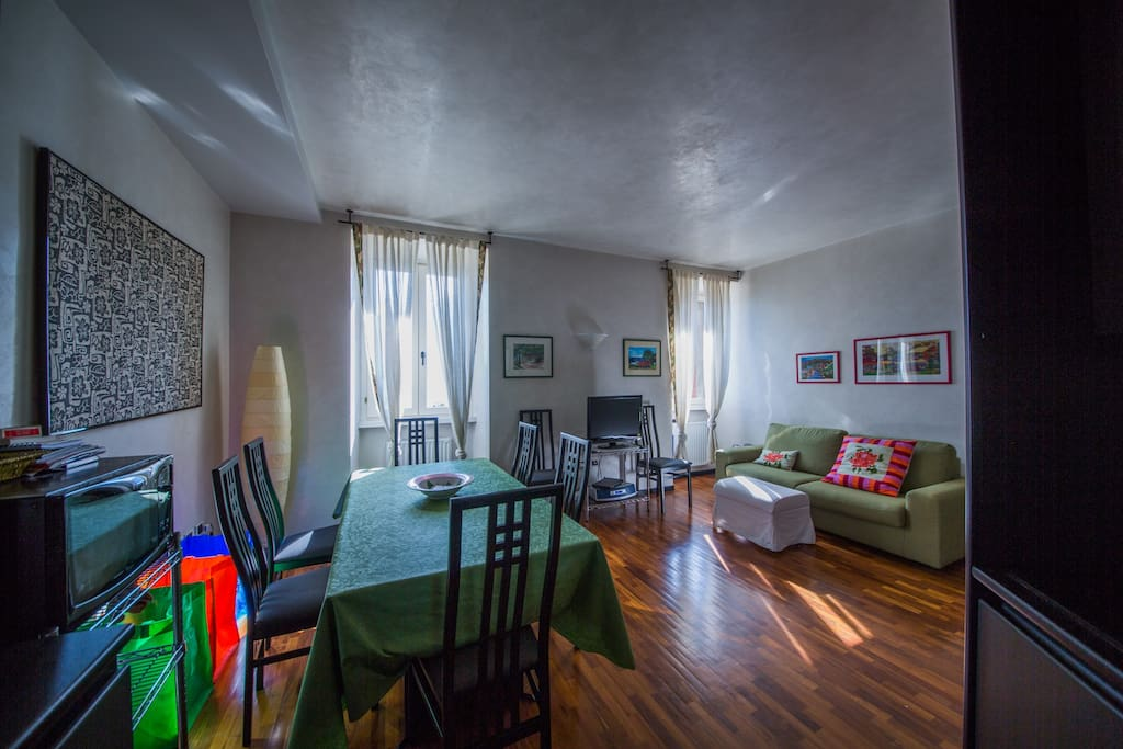 Appartamento sul lago appartamenti in affitto a nago for Appartamento lago milano