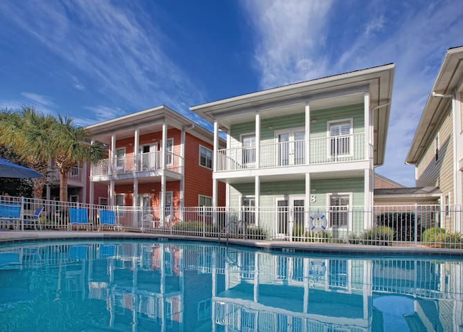 Destin's Beach Street Cottages 1BR