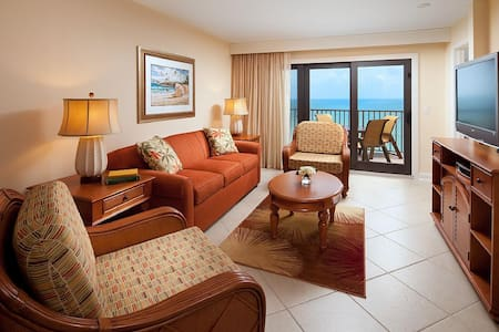 Sheraton Vistana Beach Club 2BR Resort - Jensen Beach