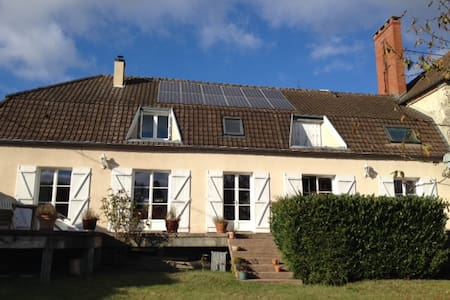 Agréable maison de campagne au milieu de la forêt - Germaine - Daire
