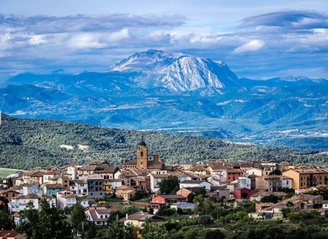 Apartamento Pre-pirineo Aragonés
