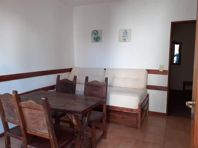 Cómodo departamento en Playa Bonita, Bariloche