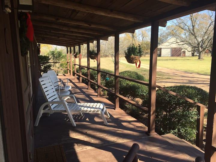 Treehouse Farm Guest Cabin