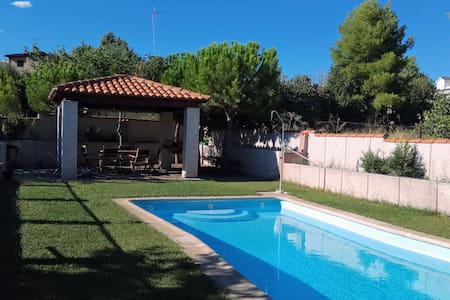 Villa with 5 bedrooms in Castilla-La Mancha